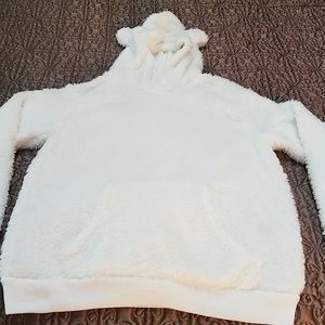 Other - Girls Eared Fleece Pullover